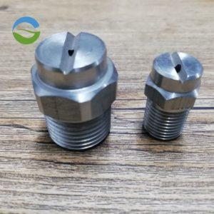 flat fan nozzle
