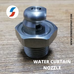 water curtain nozzle