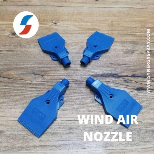wind jet air nozzle